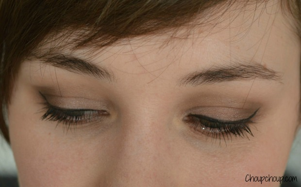Bourjois smoky stories look 2