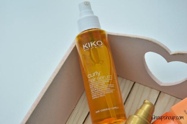Kiko curly serum