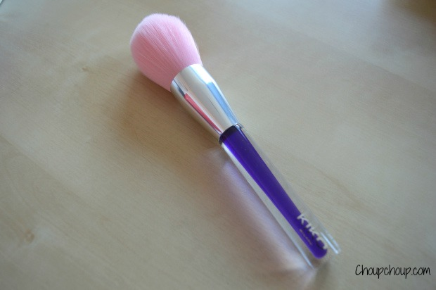 Kiko Next Generation brush