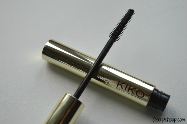Kiko treatment mascara