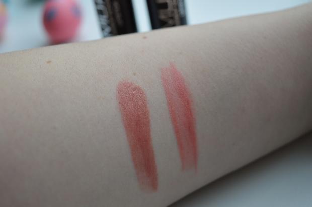 Mua lipstick swatch