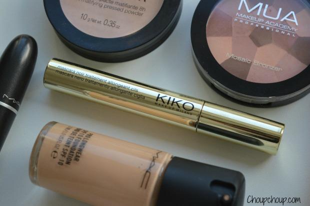 Kiko 30 days Extension mascara