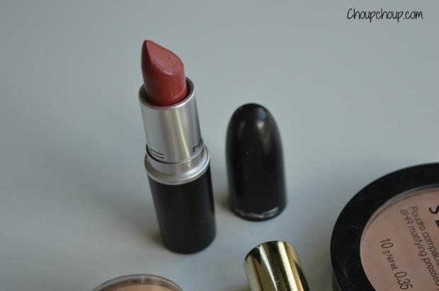 MAC brick-o-la lipstick